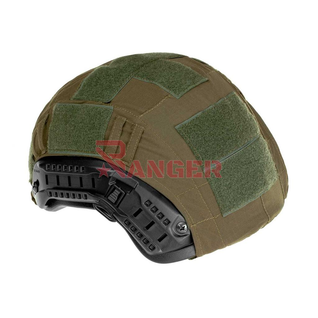 FUNDA CASCO INVADER GEAR VERDE