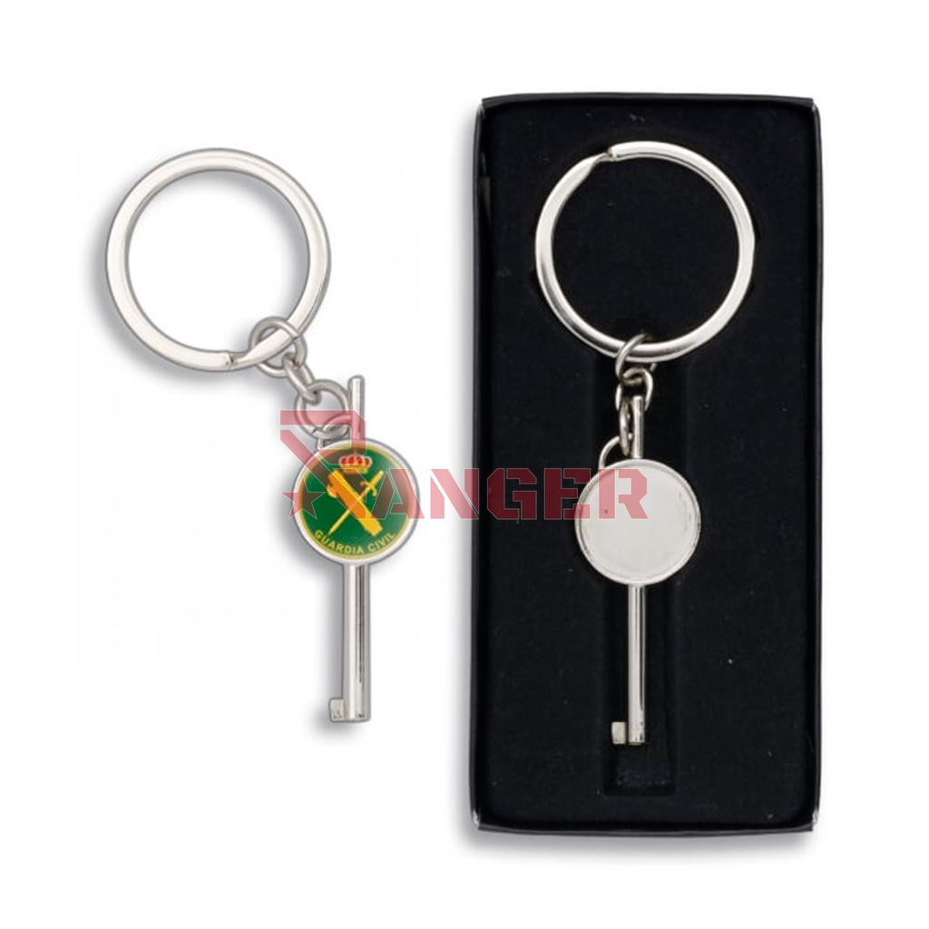 LLAVE GRILLETES LLAVERO GUARDIA CIVIL