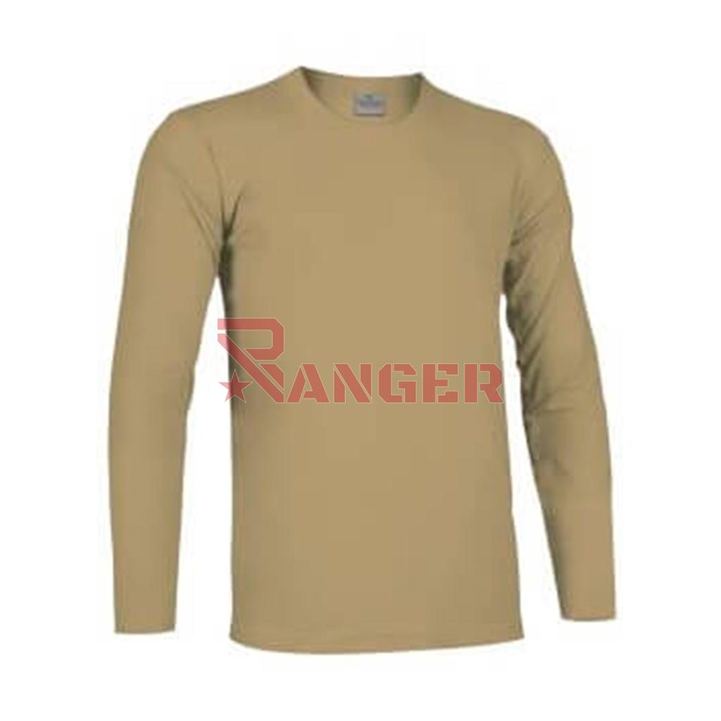 CAMISETA M/LARGA TAN