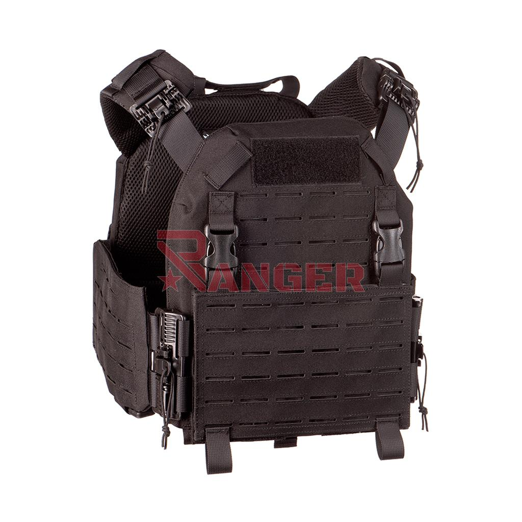 CHALECO INVADER GEAR REAPER QRB PLATE CARRIER NEGRO