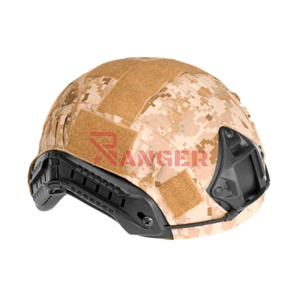 FUNDA CASCO INVADER GEAR MARPAT DESERT