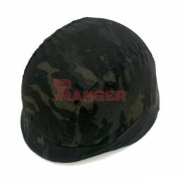 [CZ0581] FUNDA CASCO GOMA MULTICAM BLACK