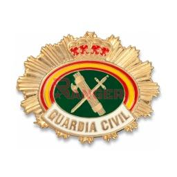 [301290-GC] PLACA CARTERA METALICA GUARDIA CIVIL