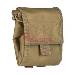 [16156405] BOLSA DESCARGA MILTEC PLEGABLE TAN