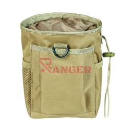 [WA3556-DE/34887-CO/39808] BOLSA DESCARGA DROP MOLLE PEQ. TAN