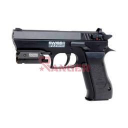 [288014] PISTOLA SWISS ARMS SA941 4.5MM CO2 NEGRA