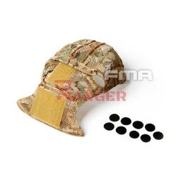[TB1282-MC] FUNDA CASCO CP FMA ABERTURA MULTICAM