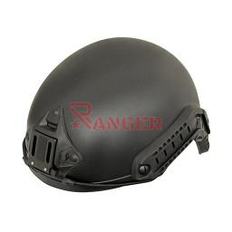 [TB957-BT1] CASCO FMA BALLISTIC SIMPLE NEGRO