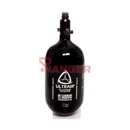 [18774A] BOTELLA HPA ASG ULTRAIR 68CI 1.1L 4500PSI CARBONO NEGRA