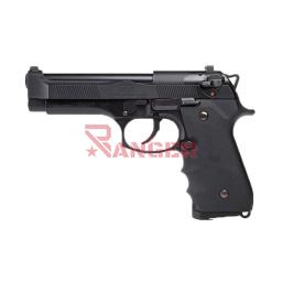 [TM142085] PISTOLA MARUI TACTICAL MASTER GAS NEGRA
