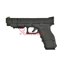 [TM142146] PISTOLA MARUI GLOCK 26 ADVANCE GAS NEGRA