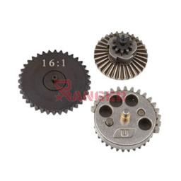 [16595A] SET ENGRANAJES ASG HIGH SPEED NEGRO-PLATA